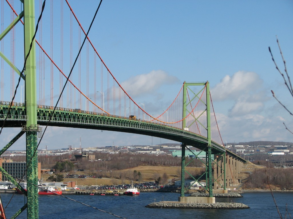 A Murray MacKay Bridge. Photo: Wikipedia.