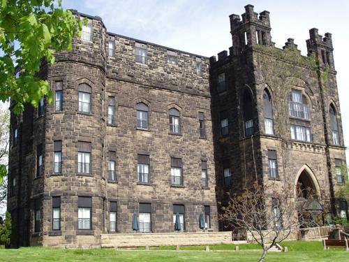The Moncton Castle. Photo: historicplaces.ca