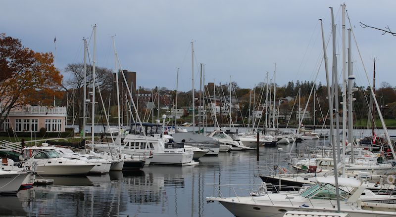 The Royal Nova Scotia Yacht Squadron. Photo: Halifax Examiner