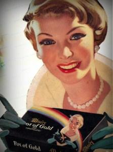 A Moir's Chocolate ad, via Stephen Archibald.