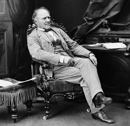 Joseph Howe. Photo: Library and Archives Canada.