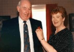 Rod and Joan Shoveller.