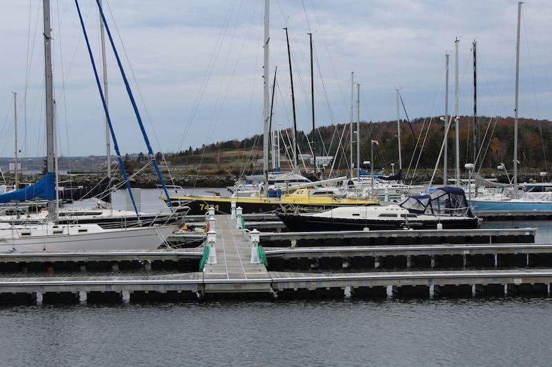 The Dartmouth Yacht Club. Photo: Halifax Examiner