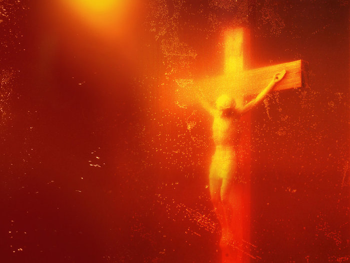 Piss christ censorship