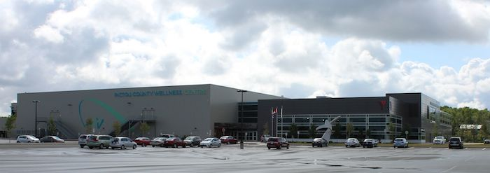 The Pictou County Wellness Centre. Photo: Halifax Examiner