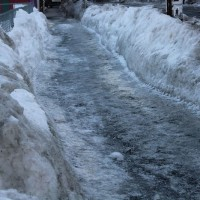 The city can do a better job clearing snow from sidewalks, says councillor Shawn Cleary