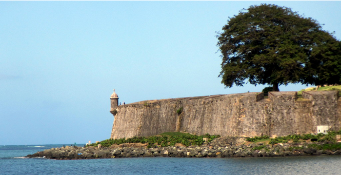 Old San Juan, Puerto Rico. Photo: Stephen Archibald