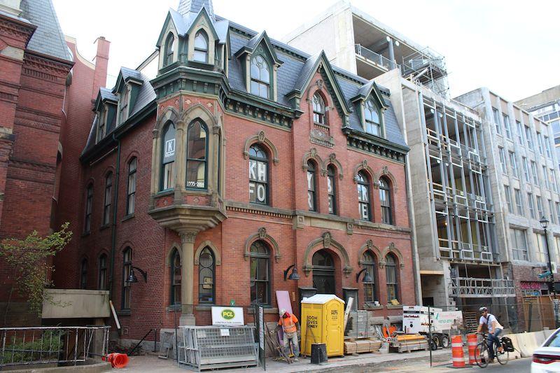 The Khyber building. Photo: Halifax Examiner