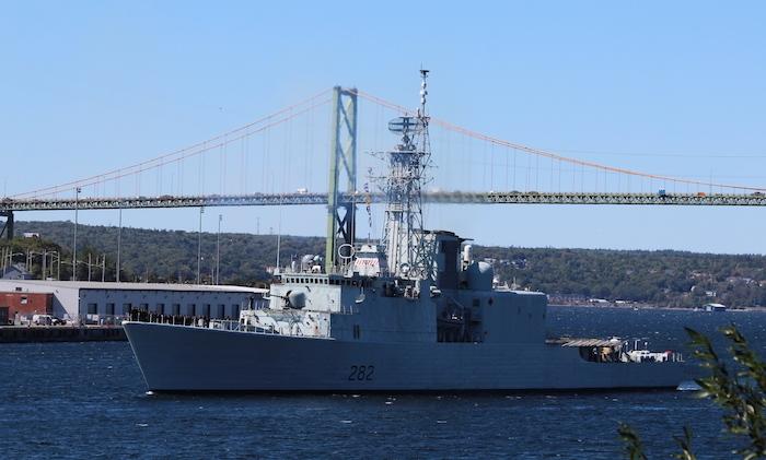 HMCS Athabaskan, Canadian destoyer