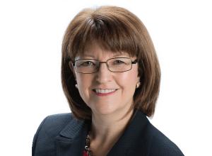 Finance Minister Diana Whalen