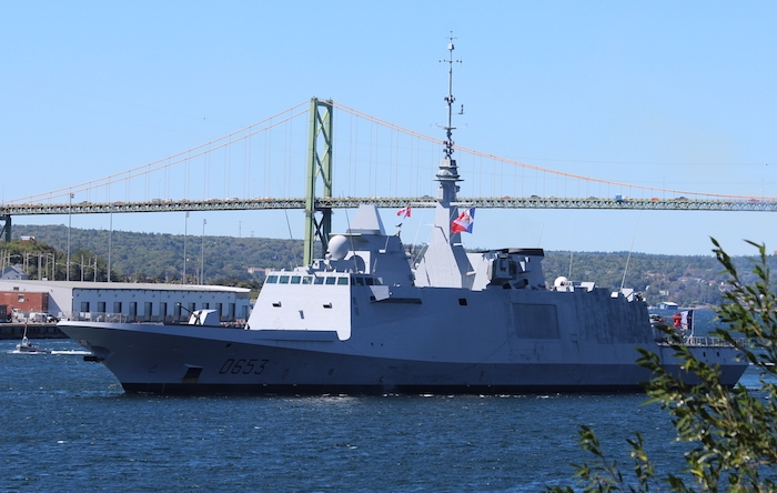 FS Languedoc. Photo: Halifax Examiner
