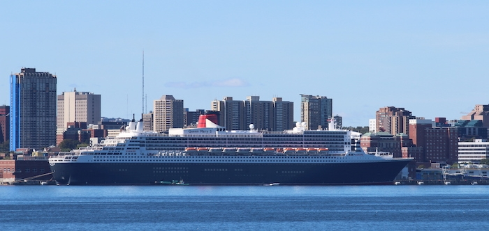 Queen Mary 2. Photo: Halifax Examiner