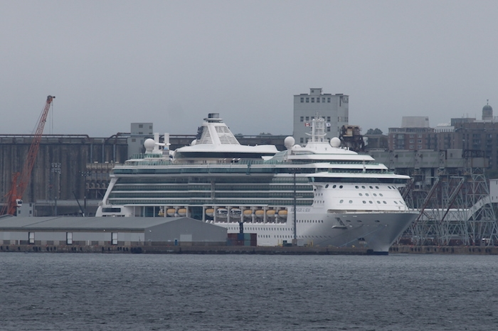 Serenade of the Seas. Photo: Halifax Examiner