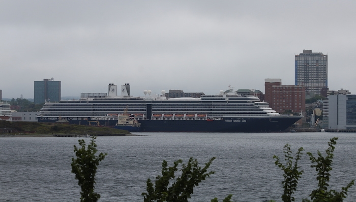 Zuiderdam. Photo: Halifax Examiner