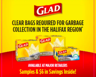 "Read one way, the promotional material to be distributed with the ""free"" bags say specifically that Brad-brand clear garbage bags will be required."