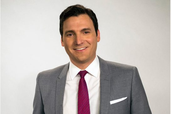 Evan Solomon. Photo: CBC