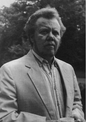 Petrick J. Smith in 1994. Photo: V. Jon Nivens