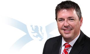 Acadian Affairs Minister Michel Samson