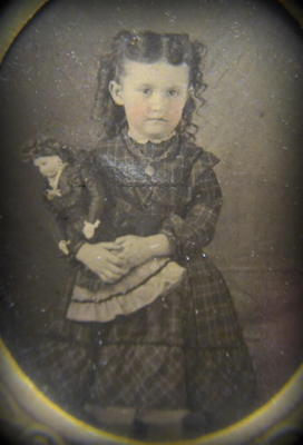 Mary and doll