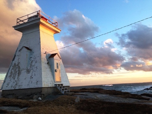 The Terrance Bay Lighthouse is doomed because its supporters don't have enough Twitter followers.