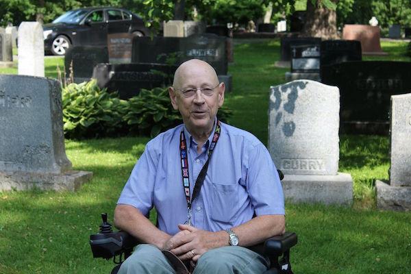 Gus Reed. Photo: Halifax Examiner