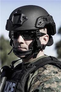 ballistic helmet