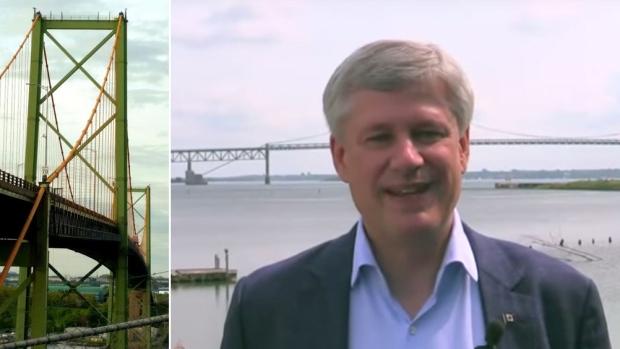 Screen captures via CBC