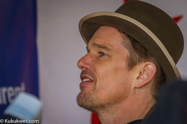Ethan Hawke. Photo: Stephen Brake / Kukukwes.com