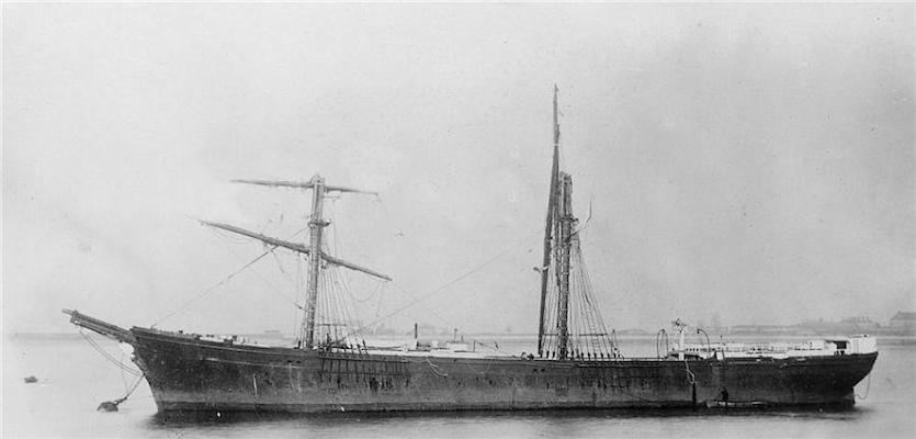 The Kommander Svend Foyn.