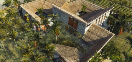 Cam Thanh Community House. Photo: stealmag.com