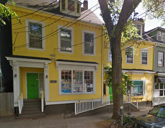 Woozle's. Photo: Google Street View