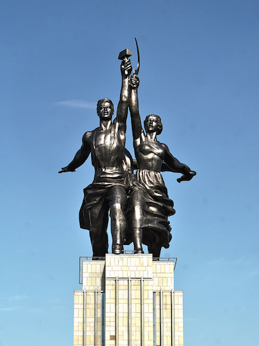 The_Worker_and_Kolkhoz_Woman