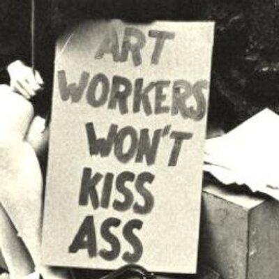 Photo via @artandactivism
