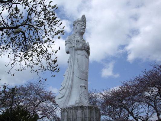 heiwa-kannon-funaoka-park