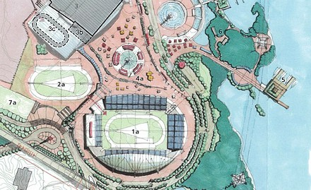 We've already spent $2.4 million to design this 25,000-seat stadium at Shannon Park, and a half a million dollars more to study building a 10-14,000 seat stadium at Shannon Park, but let's spend another million dollars to study building a 20,000-seat stadium at Shannon Park. Sure, why not?