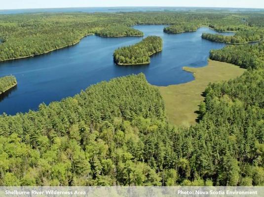 Shelburne River Wilderness Area - Nova Scotia Environment