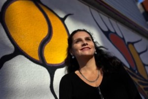 Pam Glode-Desrochers. Photo: Metro