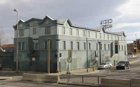 Calgary's Cecil Hotel. Photo: Stuart Gradon / Postmedia News