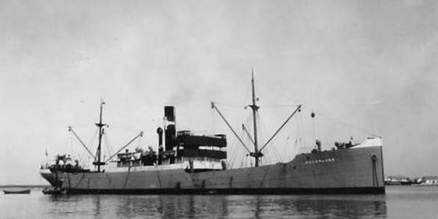 The SS Polarland,
