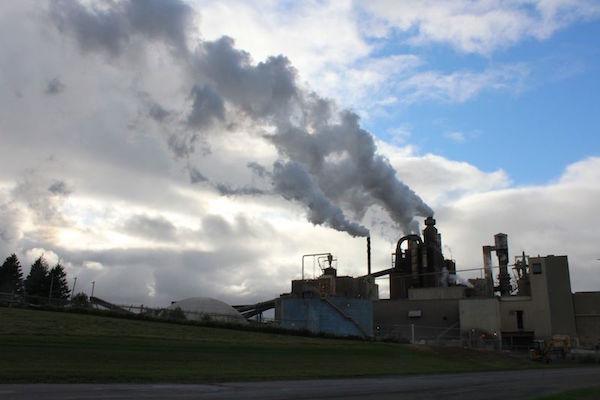 Northern Pulp Mill. Photo: Halifax Examiner