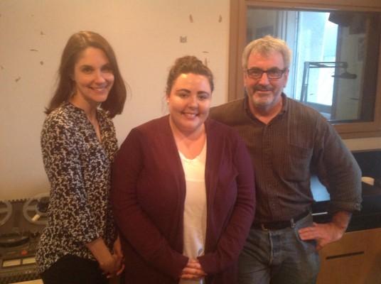 Erin Moore, Kristen Brown, Tim Bousquet