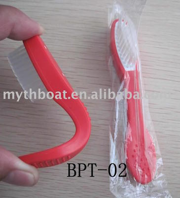 Image of prison toothbrush from pinterest.