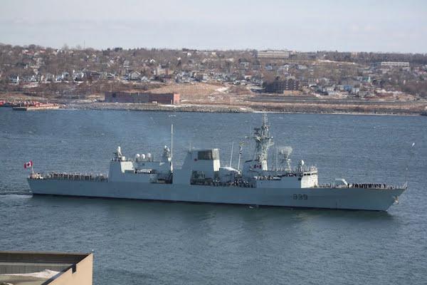 HMCS Charlottetown. Photo: rmchaircaptn.wordpress.com