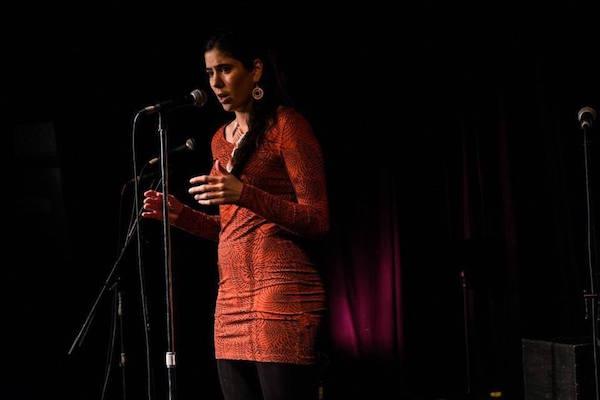 Halifax's new poet laureate, Rebecca Thomas