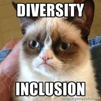 diversity cat