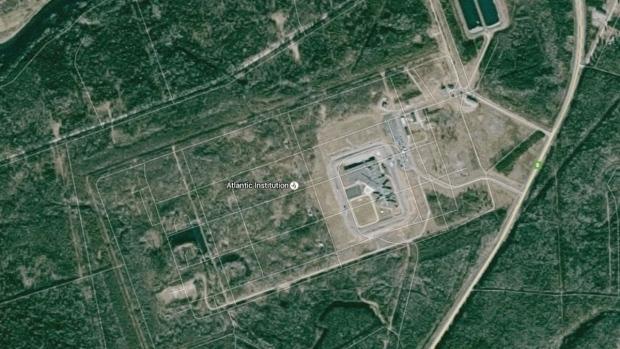 Renous prison. Image from atlantic.ctvnews.ca