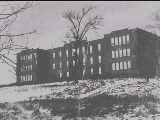 The Shubenacadie Indian Residential School.