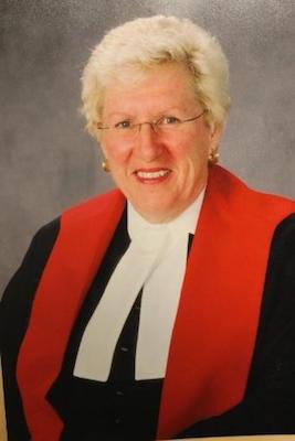 Justice Heather Robertson
