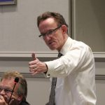 Is Reg Rankin angling, Richard Butts-style, for a job at the Annapolis Group? Morning File, Tuesday, July 26, 2016