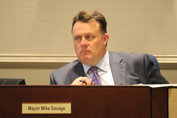 Halifax Mayor Mike Savage
